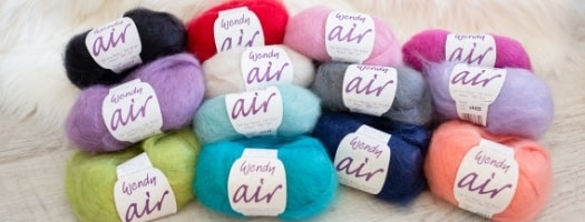 Wendy Air Mohair - Only £1.99