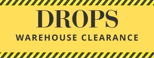 Drops Warehouse Clearance - Everything must go