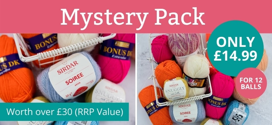 Mystery Pack - Only £14.99
