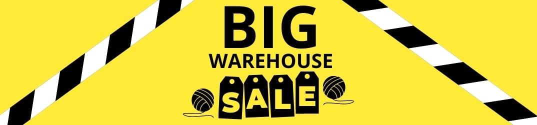 Big Warehouse Sale