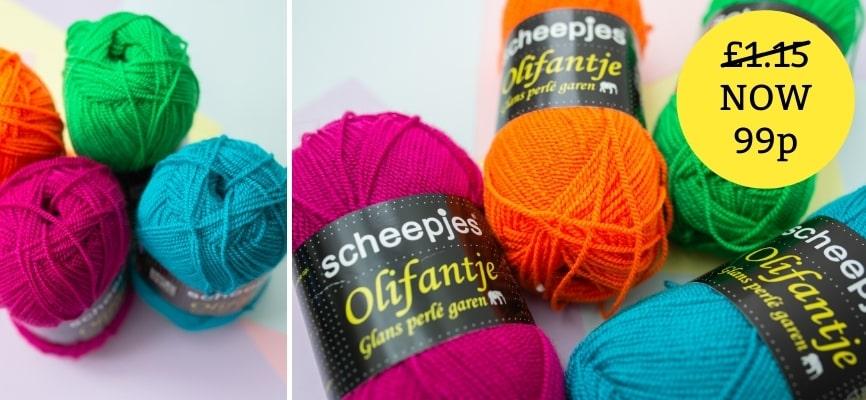 Scheepjes Olifantje - Only 99p