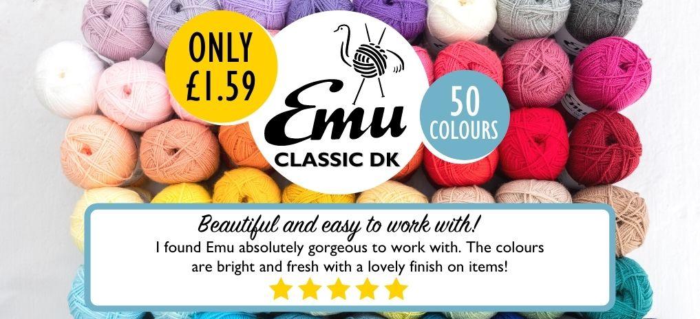 Emu Yarn