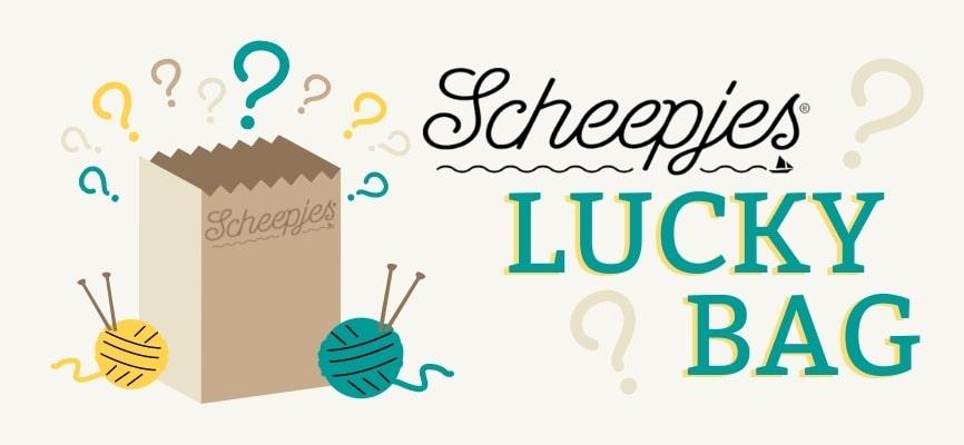Scheepjes Lucky Bag - Only £7.99