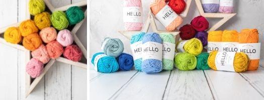 Hello Cotton - 5 for £3.99
