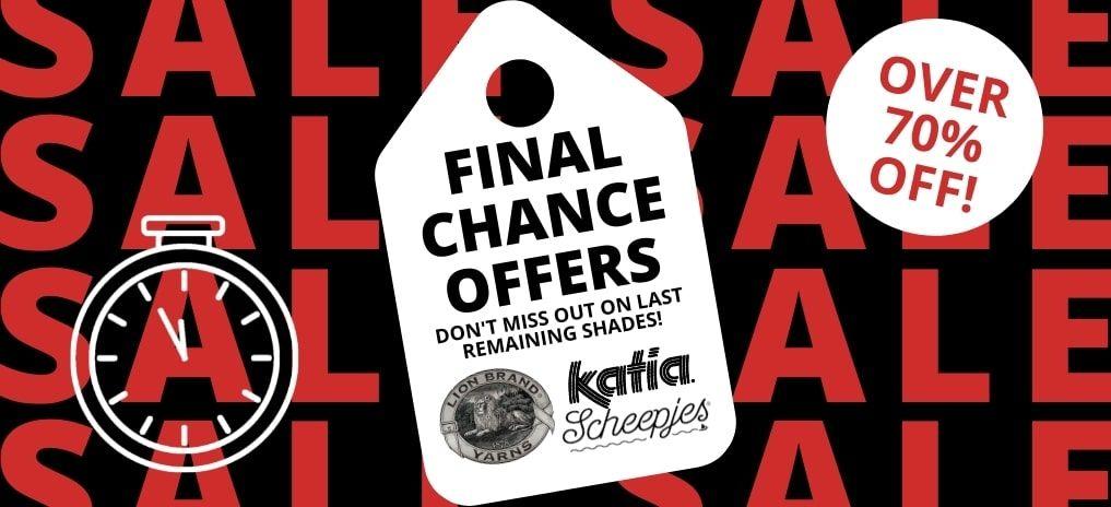 Final Chance Offers