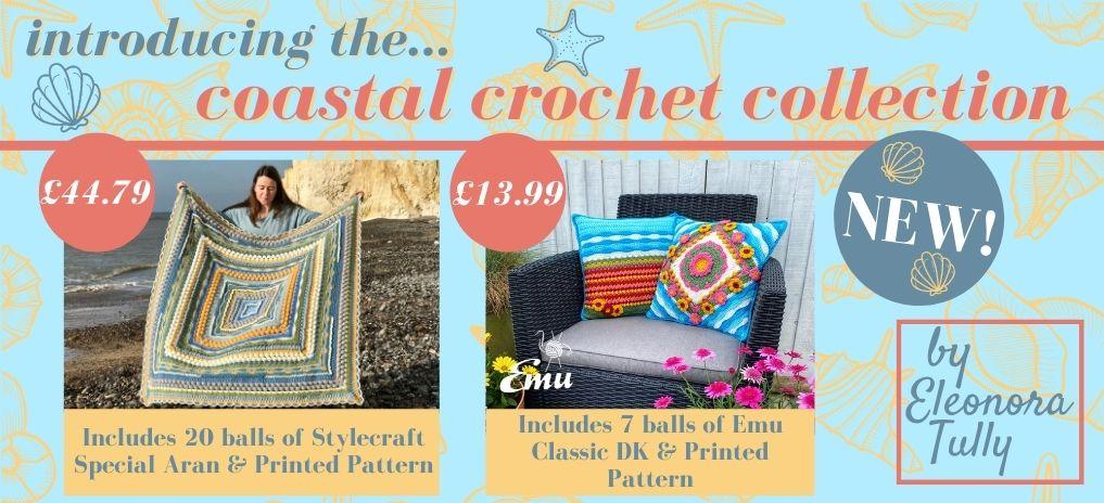 Coastal Crochet By Eleonora Tully