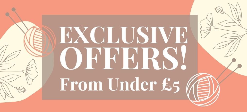Exclusive Offers From Under £5