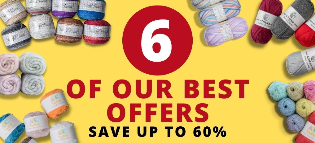 6 of Our Best Offers