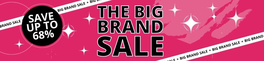 The Big Brand Sale