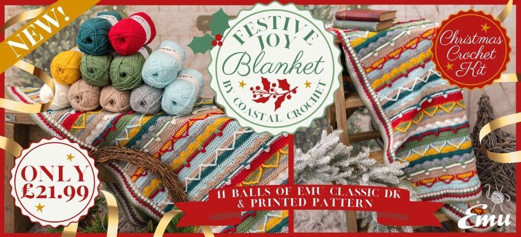 Festive Joy Blanket Colour Pack