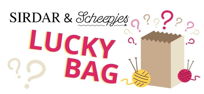 Sirdar & Scheepjes Lucky Bag