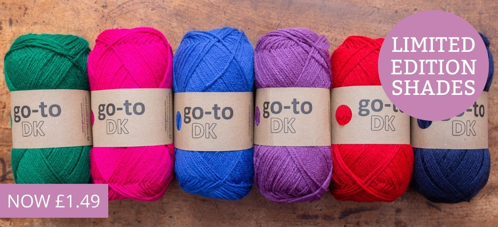 Go-To DK - £1.49 Each