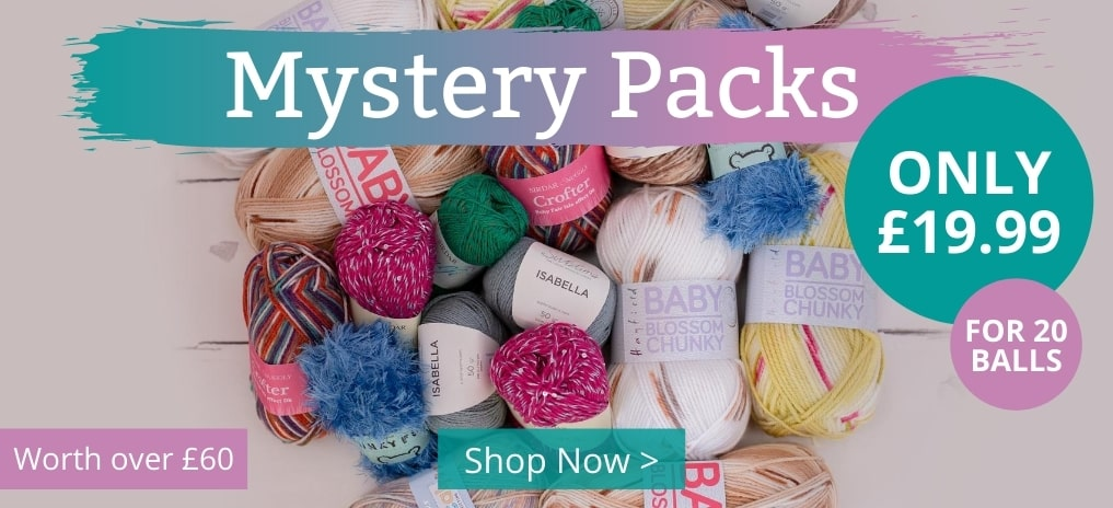 Mystery Pack - Only £19.99