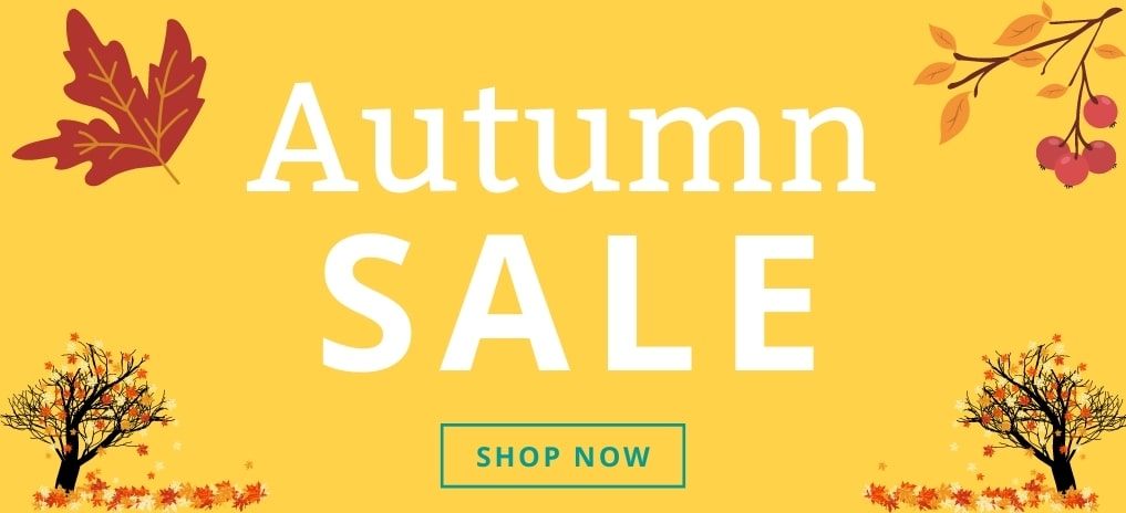 Autumn Sale - New Lines Added