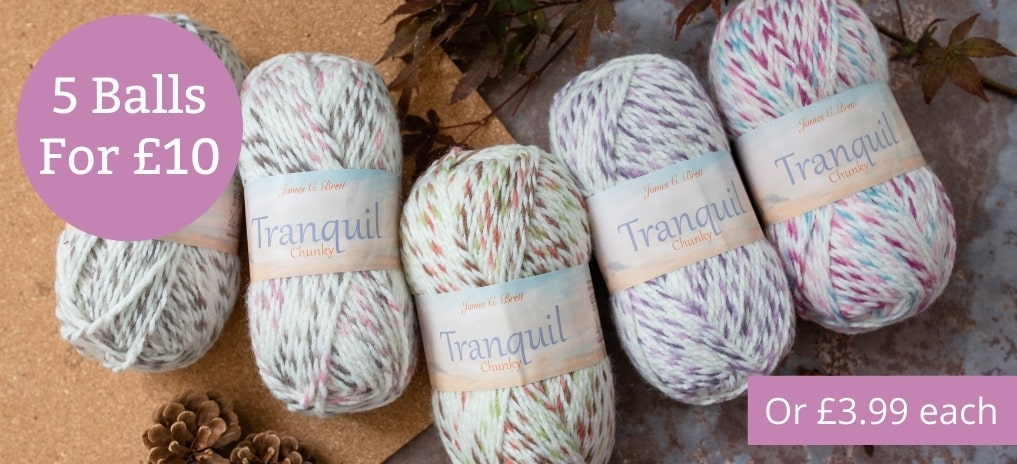 Tranquil Chunky - 5 for £10