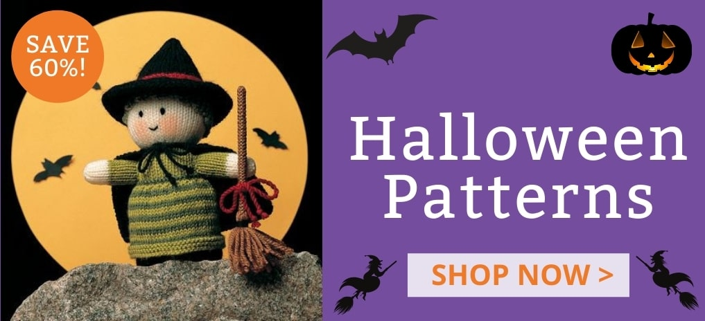 Halloween Patterns - Now In Stock