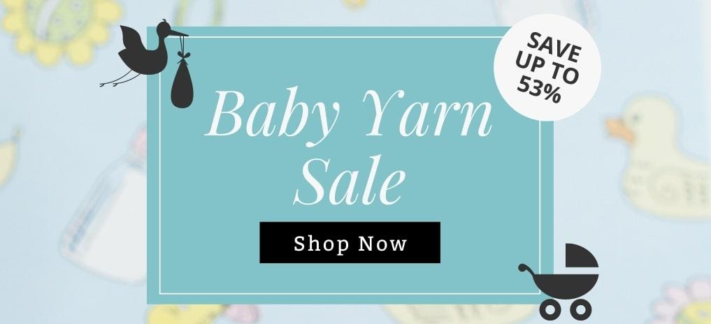 Baby Yarn Sale