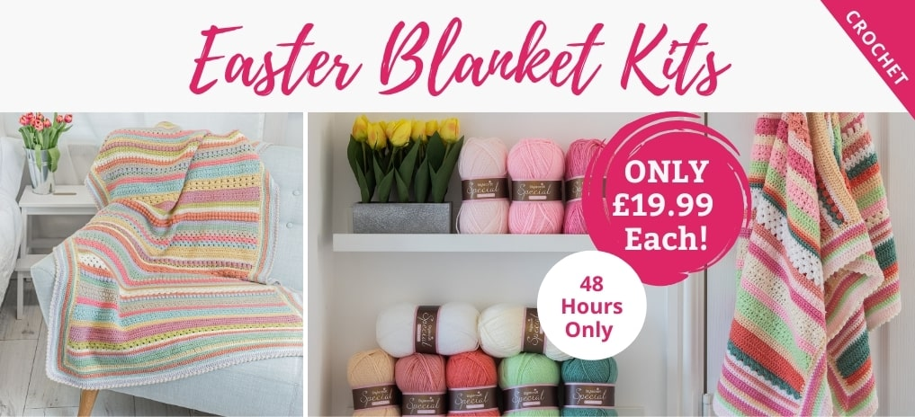 Easter Blankets - Only £19.99 Each!