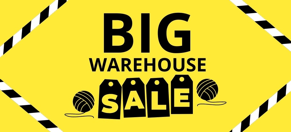 Big Warehouse Sale!