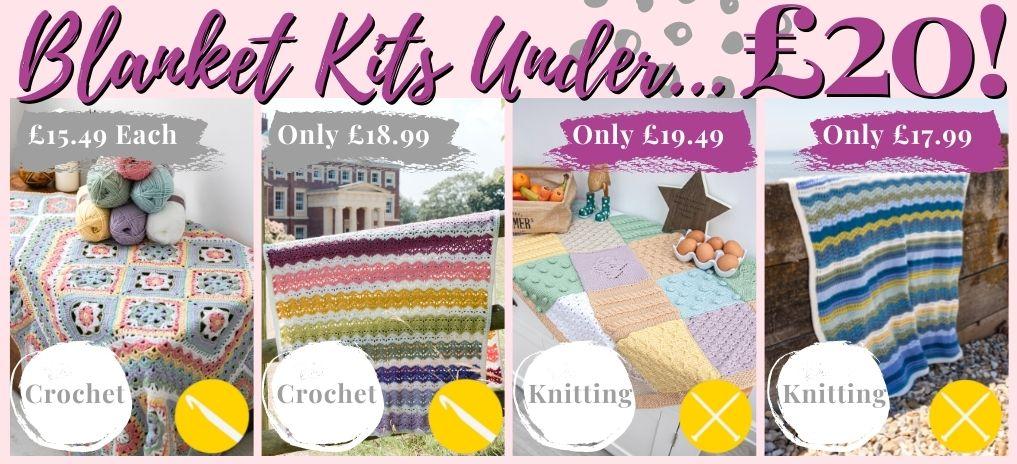 Colour Packs Under £20
