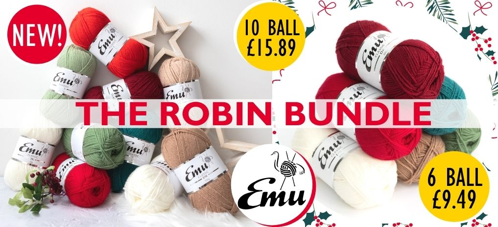 Brand New Robin Bundle - From £9.49