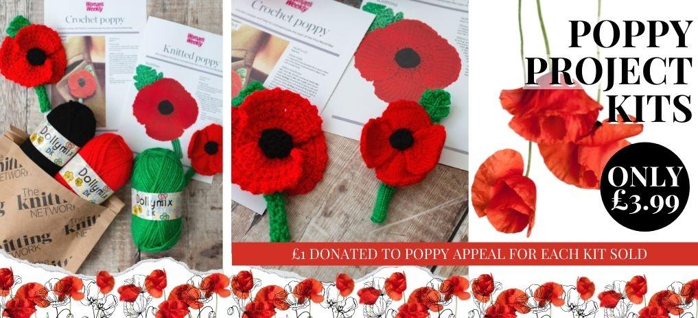 Poppy Kits - Only £3.99