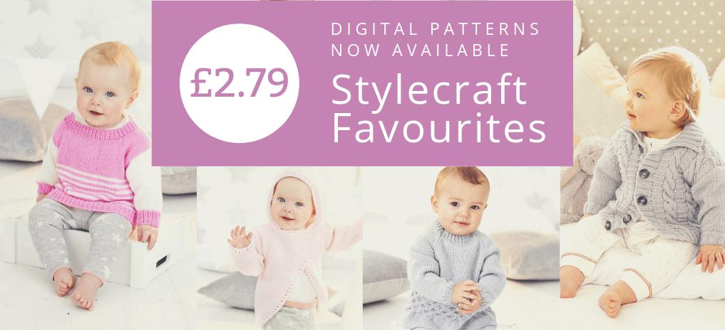 Stylecraft Digital Patterns
