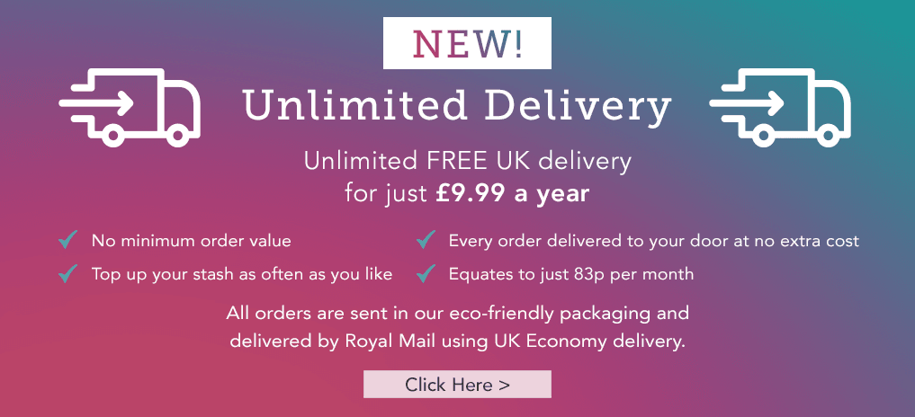 Unlimited Free Delivery