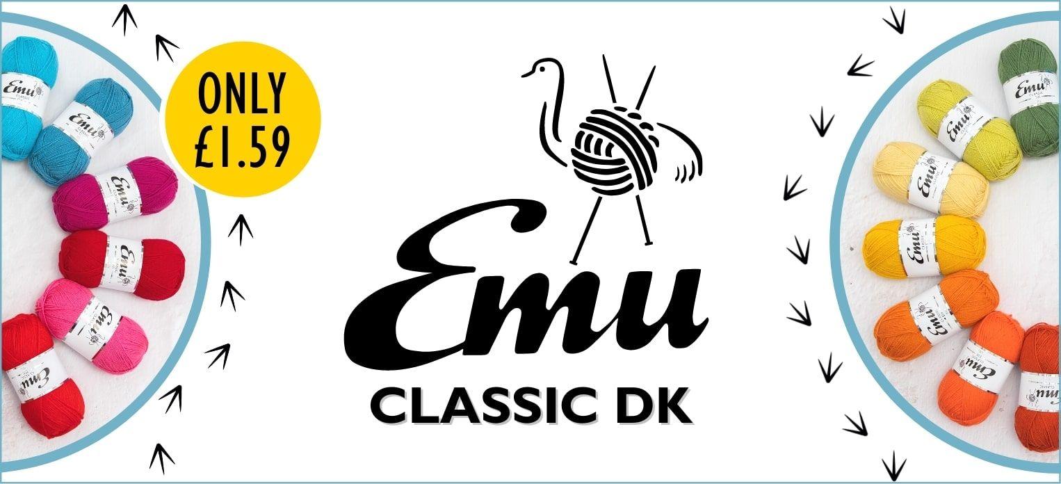 NEW Emu Classic DK