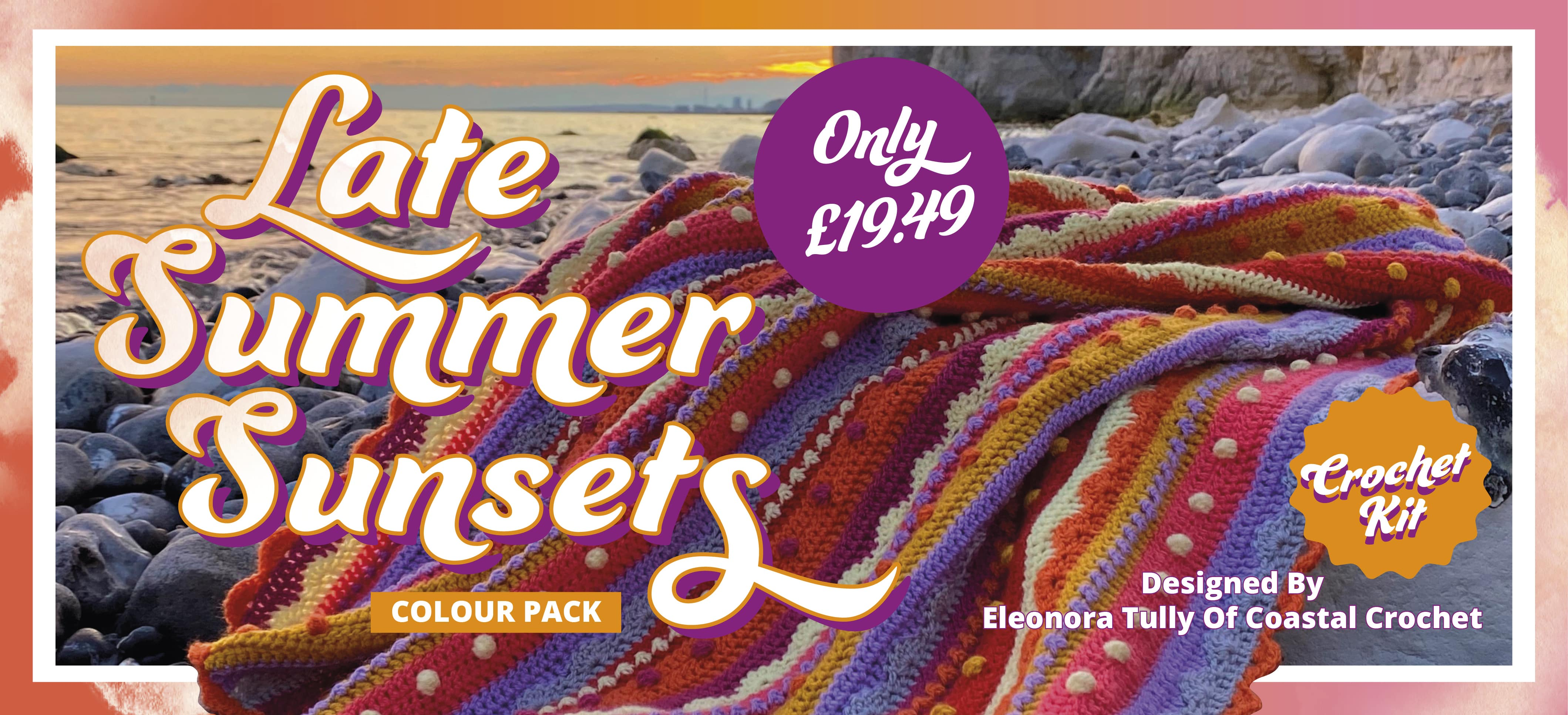Late Summer Sunsets - Only £19.49 Each