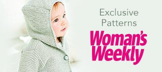 Exclusive Woman's Weekly Patterns