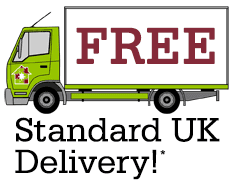 Free Standard UK Delivery!